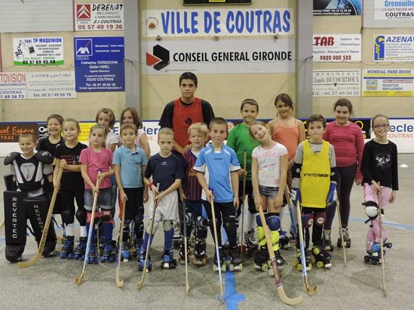 Ecole de rink 20142015
