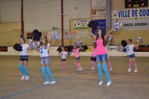 Pompom girls 2014-2015