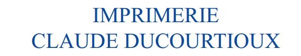 imprimerie ducourtioux