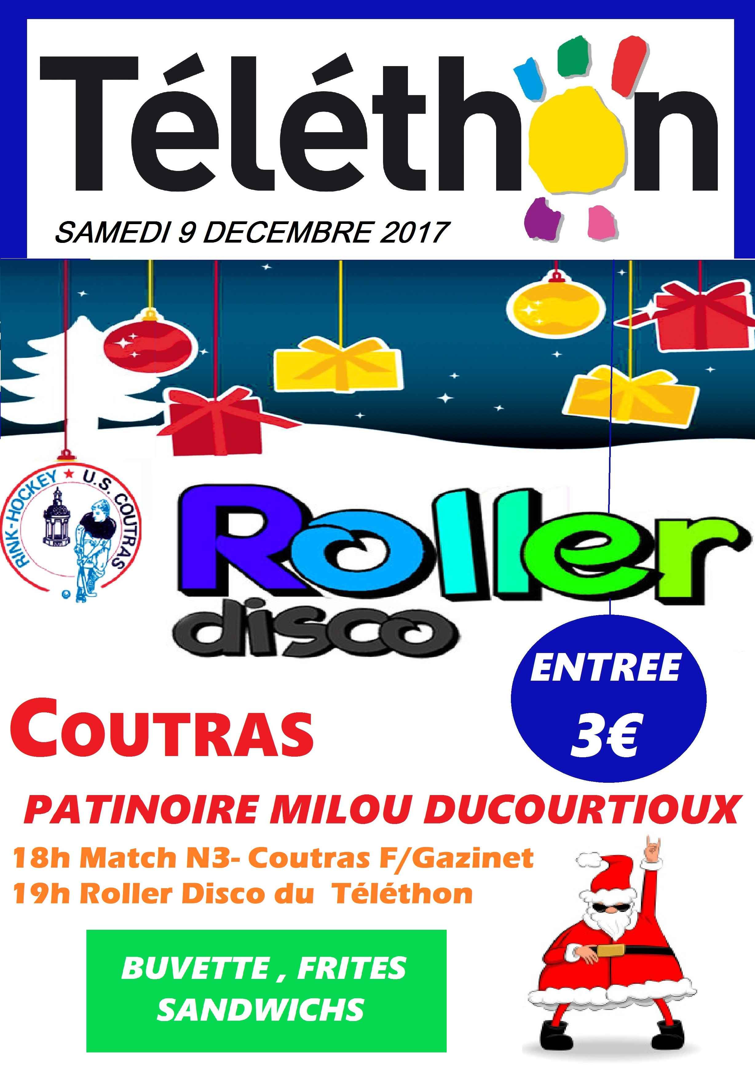roller telethon