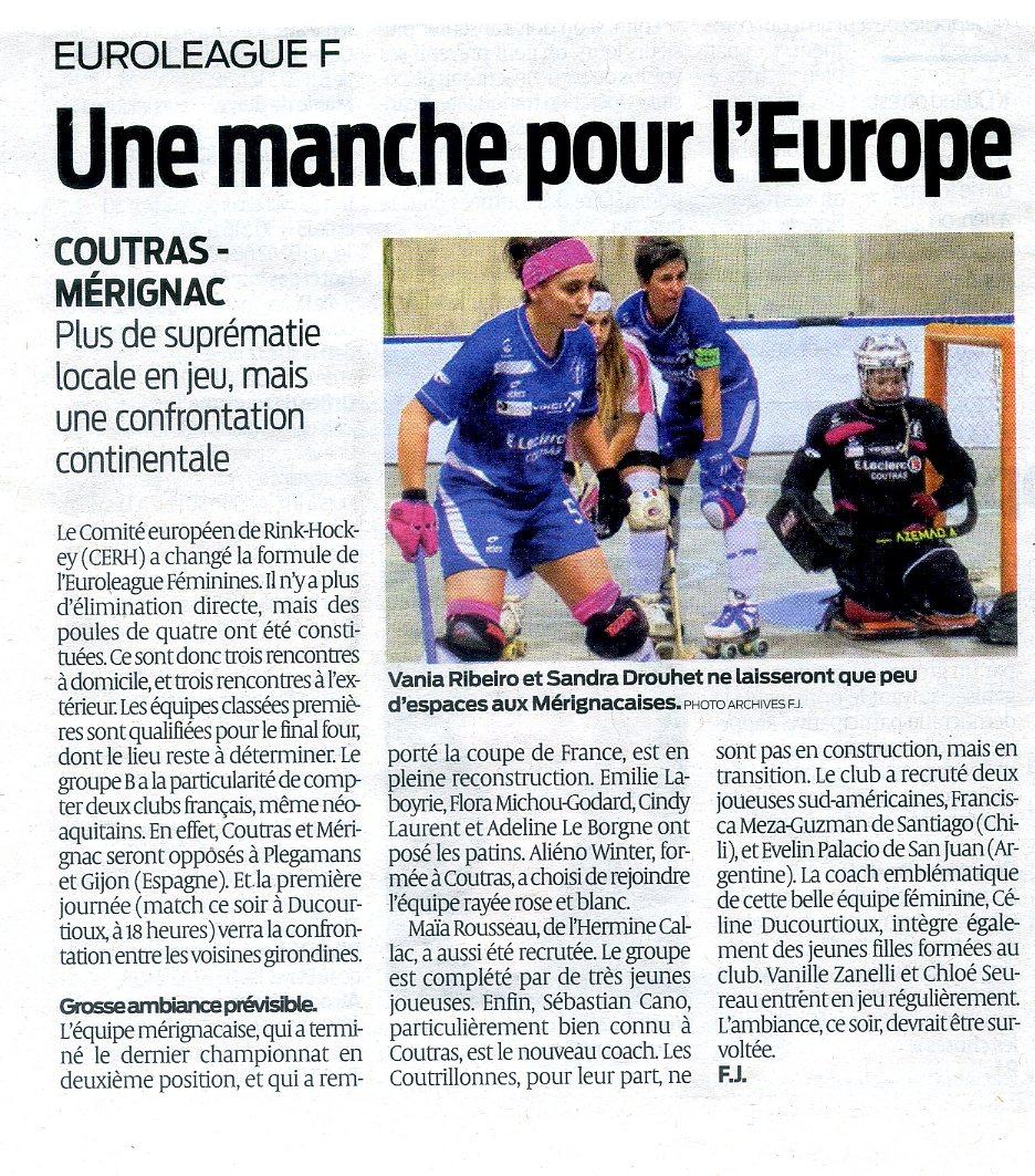 Coutras:mérignac CE645