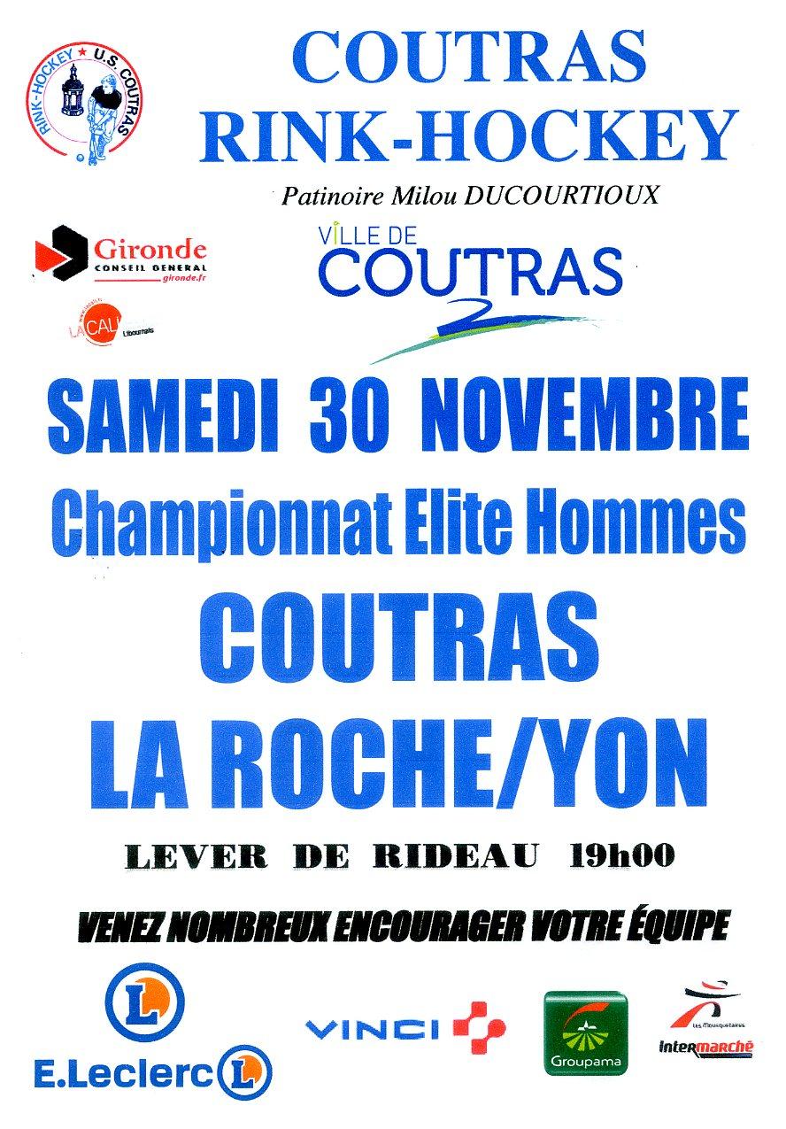 Coutras:La Roche687