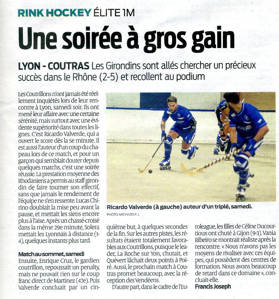 Lyon:Coutras688